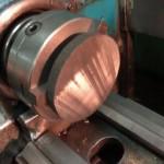 Заказ Самарской компании по изготовлению шкивов на грузовой подъемник.
