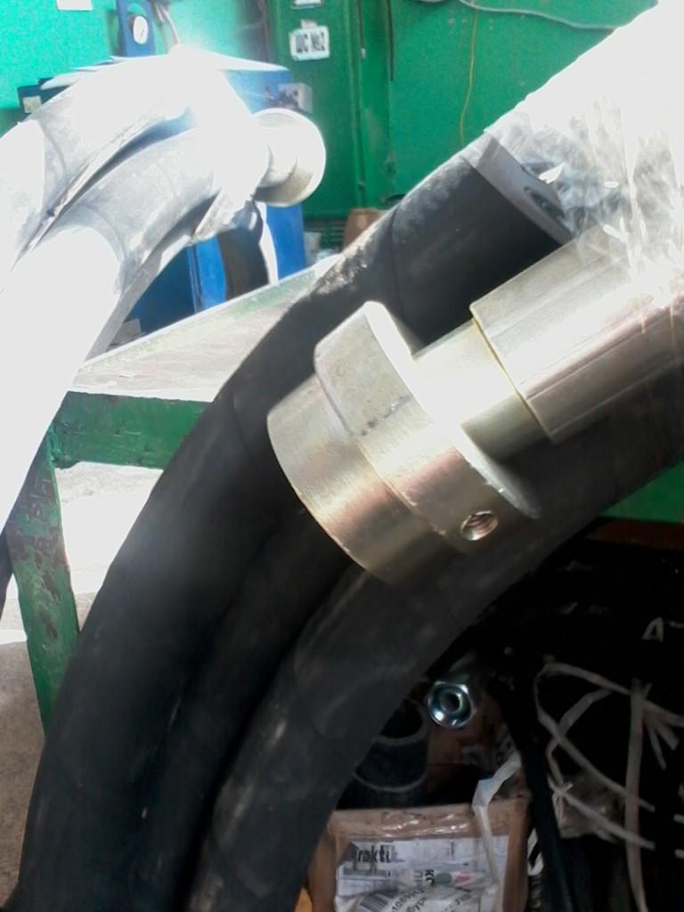 Готовые рукава для газовых заправок! В этом месяце они нас здорово выручили!